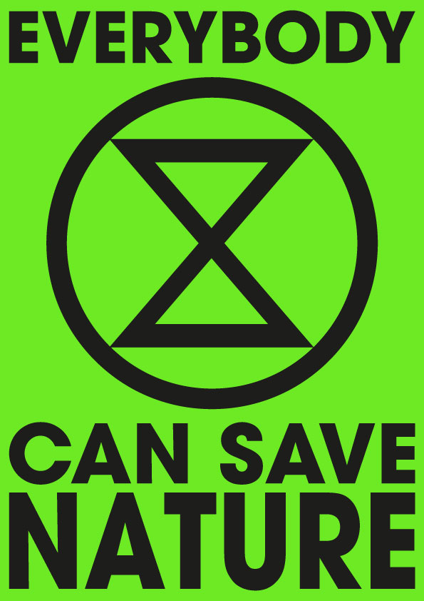 Extinction-Rebellion-Poster-Save-Nature